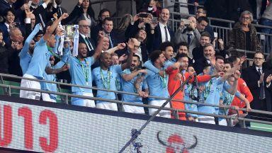 Куриозен финал и още злато за Манчестър Сити