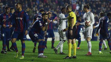 Дузпа-фантом зарадва Реал във Валенсия