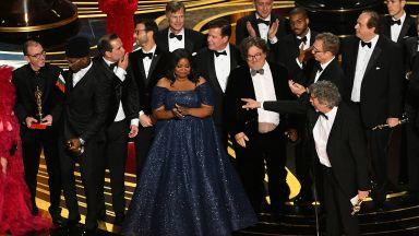 """Българинът Димитър Маринов грабна в ръцете си Оскара за """"Най-добър филм"""""""