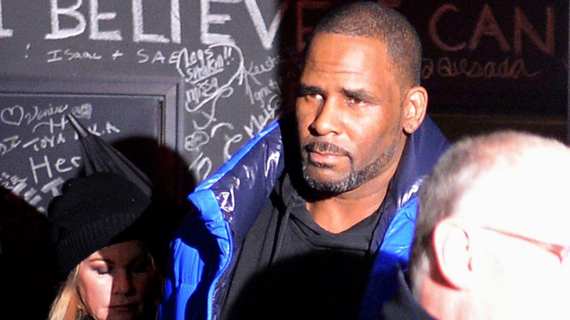 R. Kelly може да излезе от ареста срещу гаранция от 1 милион долара