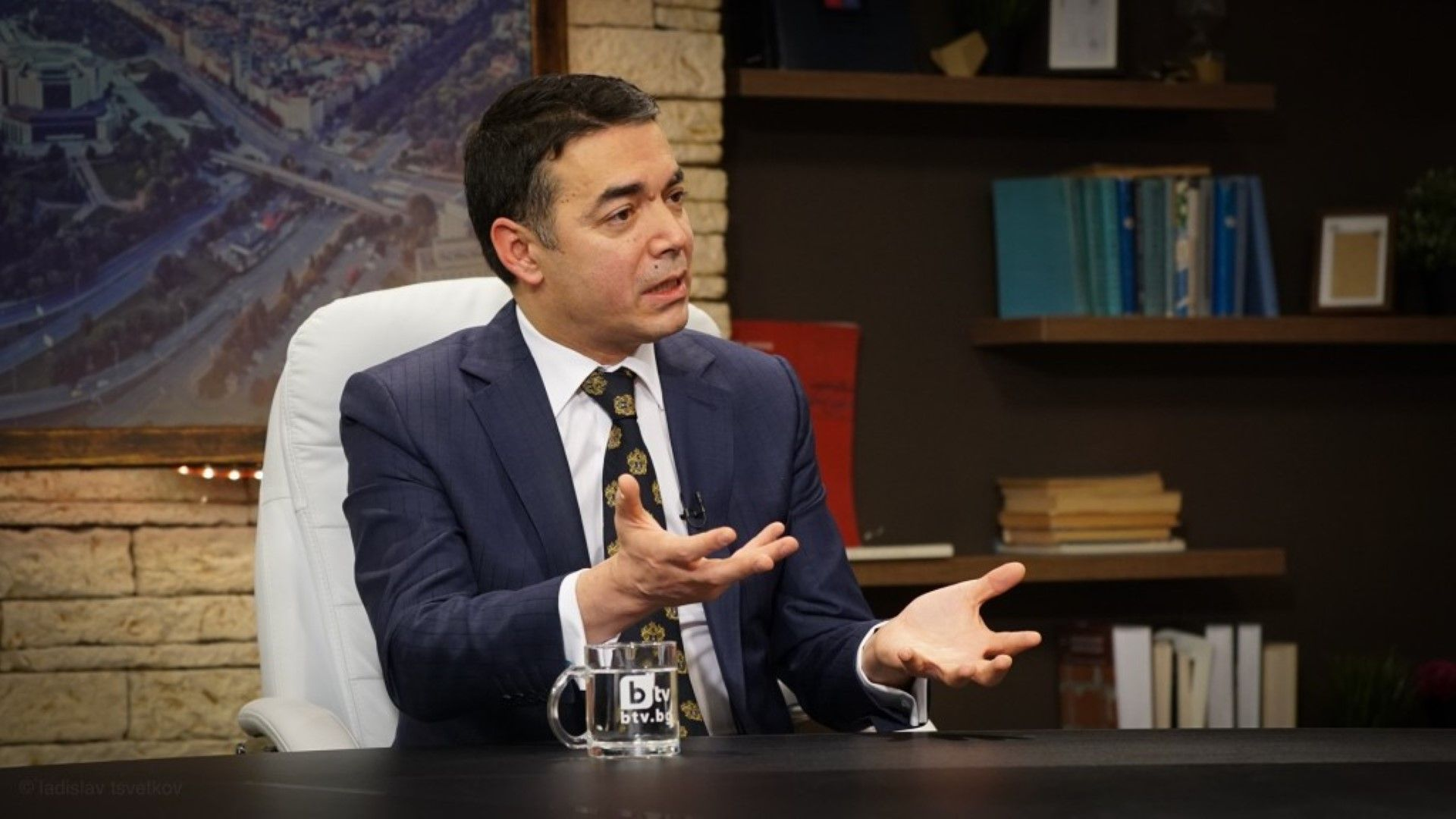 Македонският външен министър: България и Македония имат много общи исторически моменти