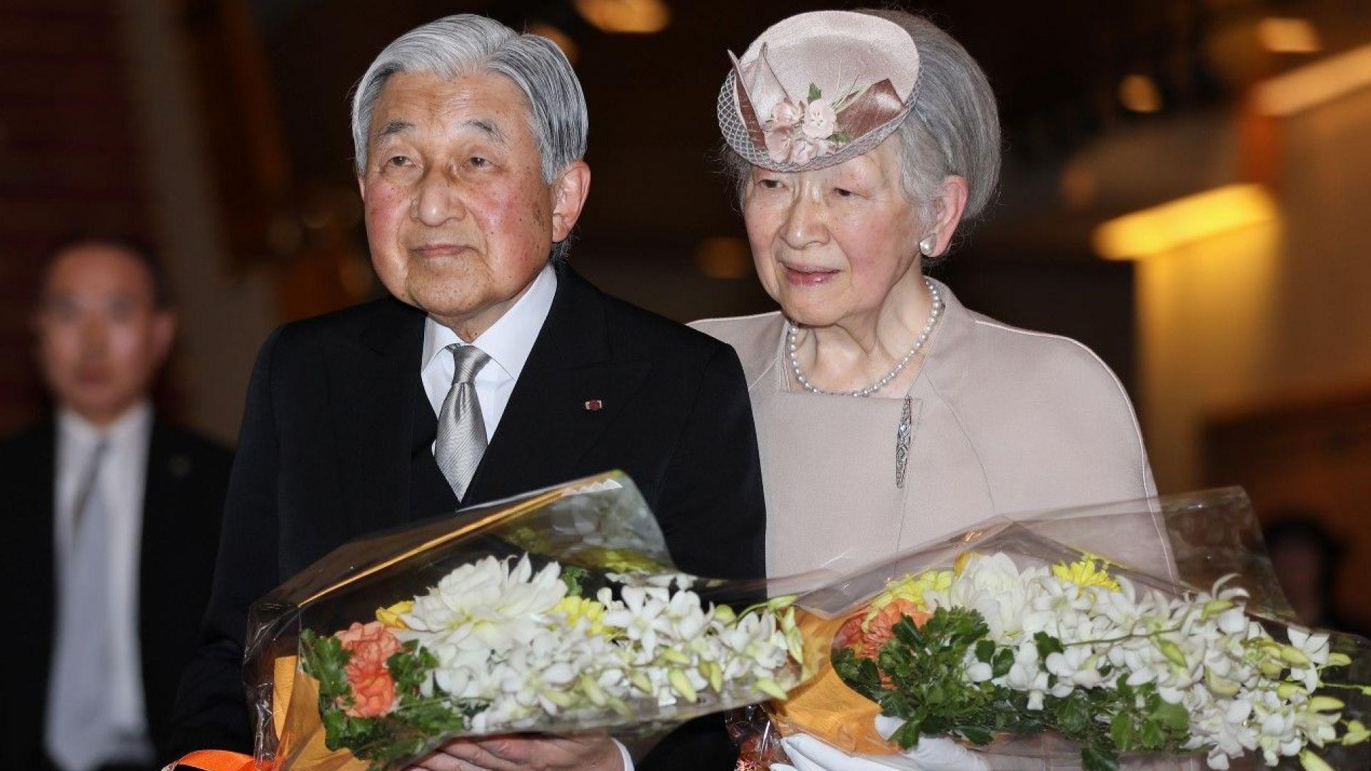 Японският император Акихито - 30 години на страната на народа