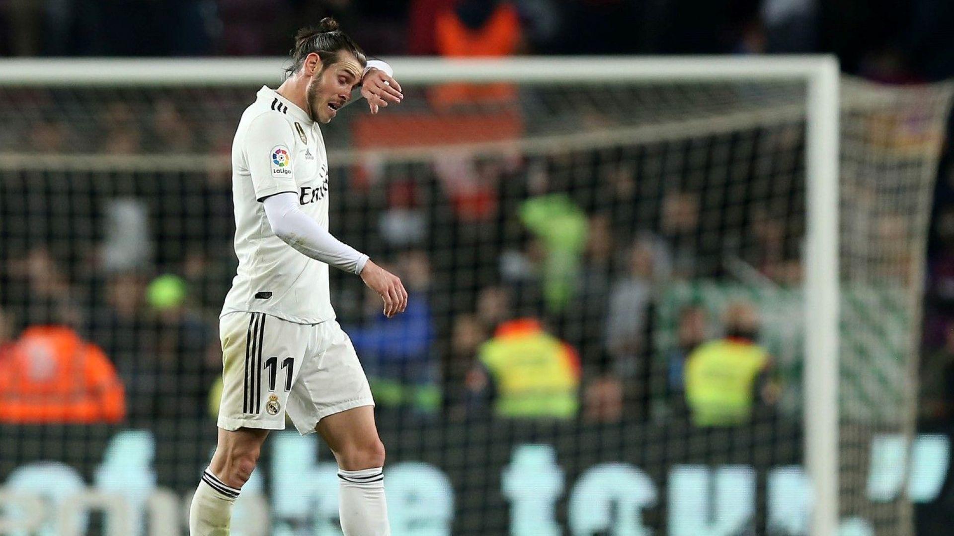 """В Мадрид разкриха защо най-скъпият ас на Реал е """"сърдит на целия свят"""""""