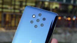 Nokia 9 ще е първият и последният смартфон с многосензорната технология на Light