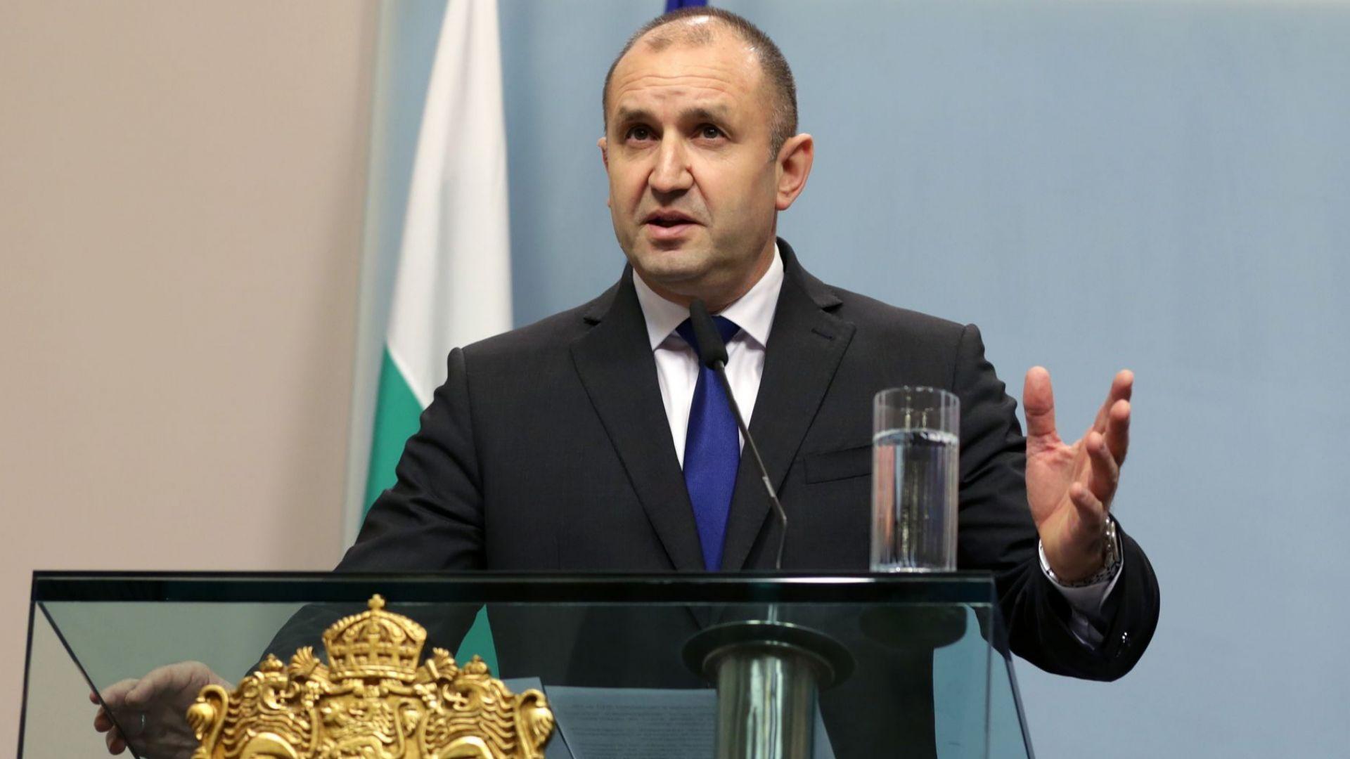Президентът наложи вето върху Изборния кодекс и призова БСП да се върне в НС