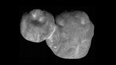 НАСА разкрива тайните на Ултима Туле