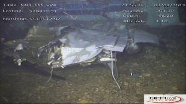 Публикуваха нови снимки и доклад с причини за катастрофата със Сала