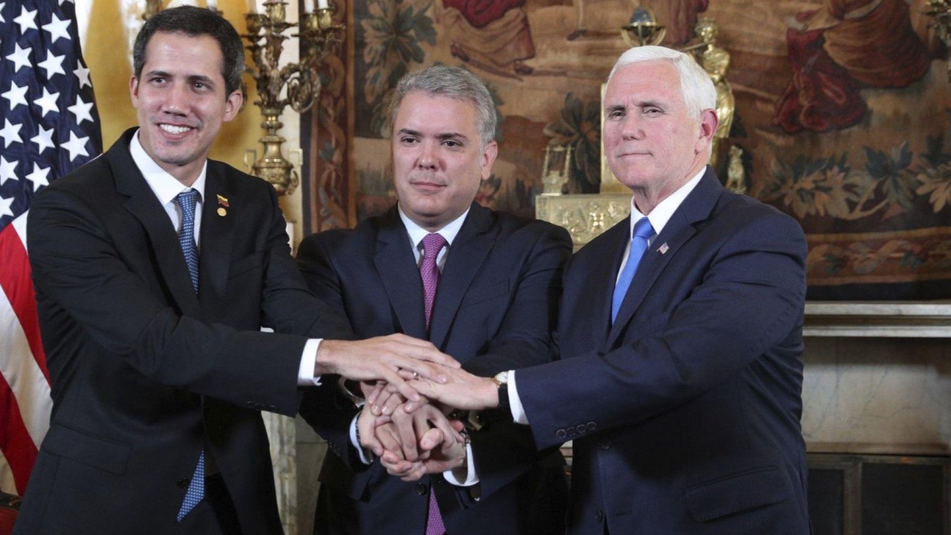 Натискът над Мадуро се засилва