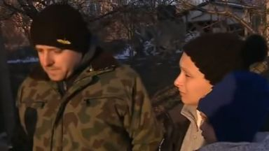 Многодетно семейство на пилот от Граф Игнатиево остана без дом след пожар