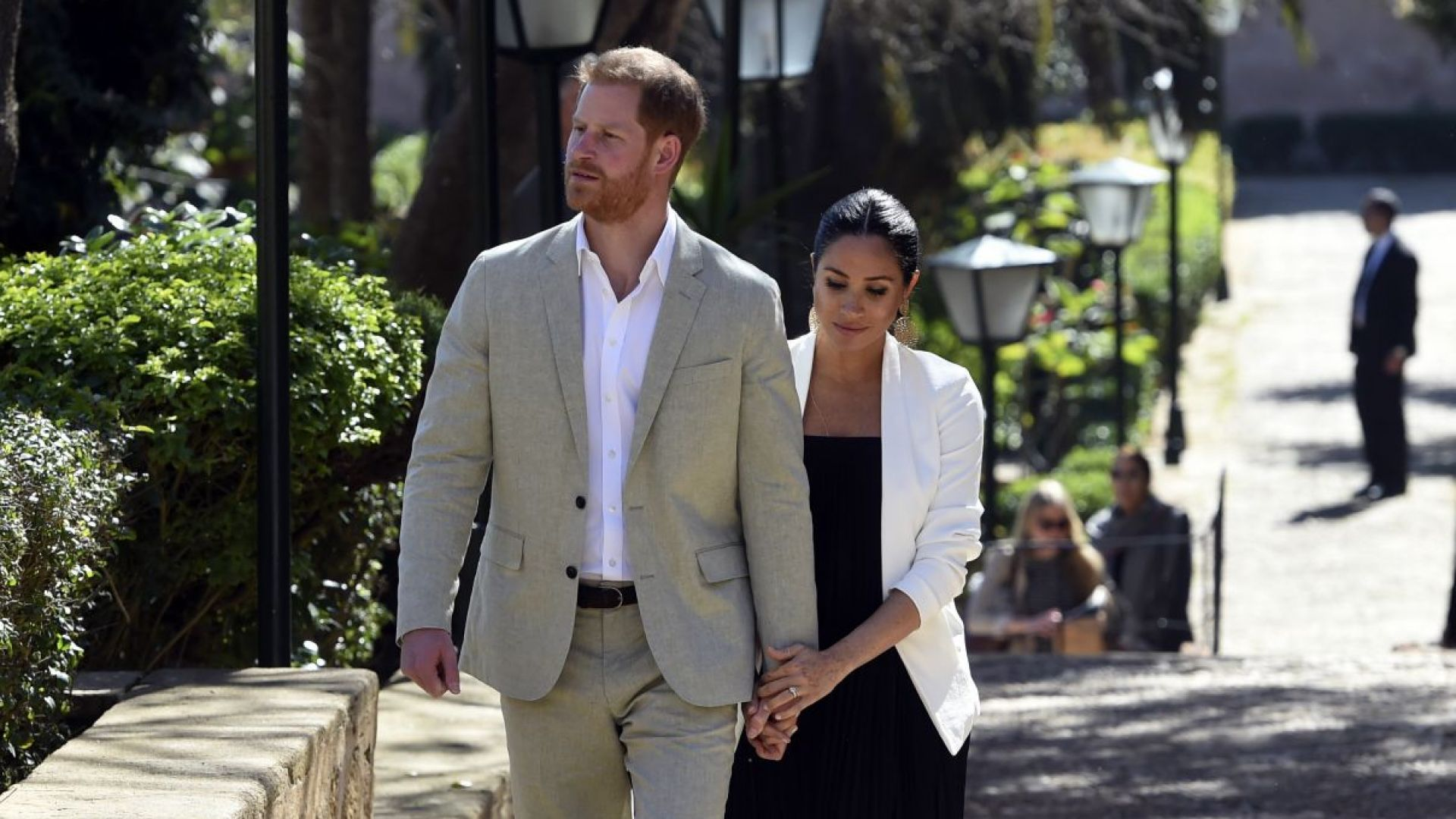 Принц Хари и Меган се преместиха във Фрогмор котидж