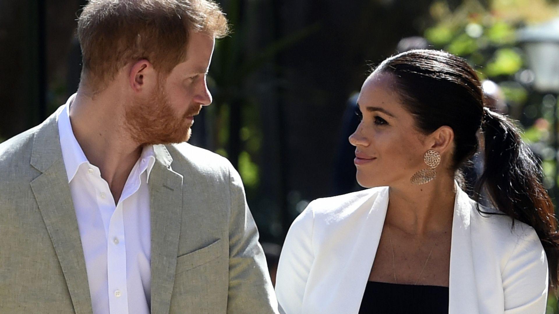 Принц Хари и Меган вече имат собствен акаунт в Инстаграм