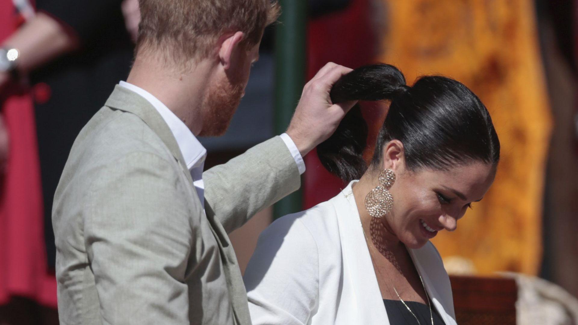 Бебето на Хари може да се роди на рождения ден на Елизабет II
