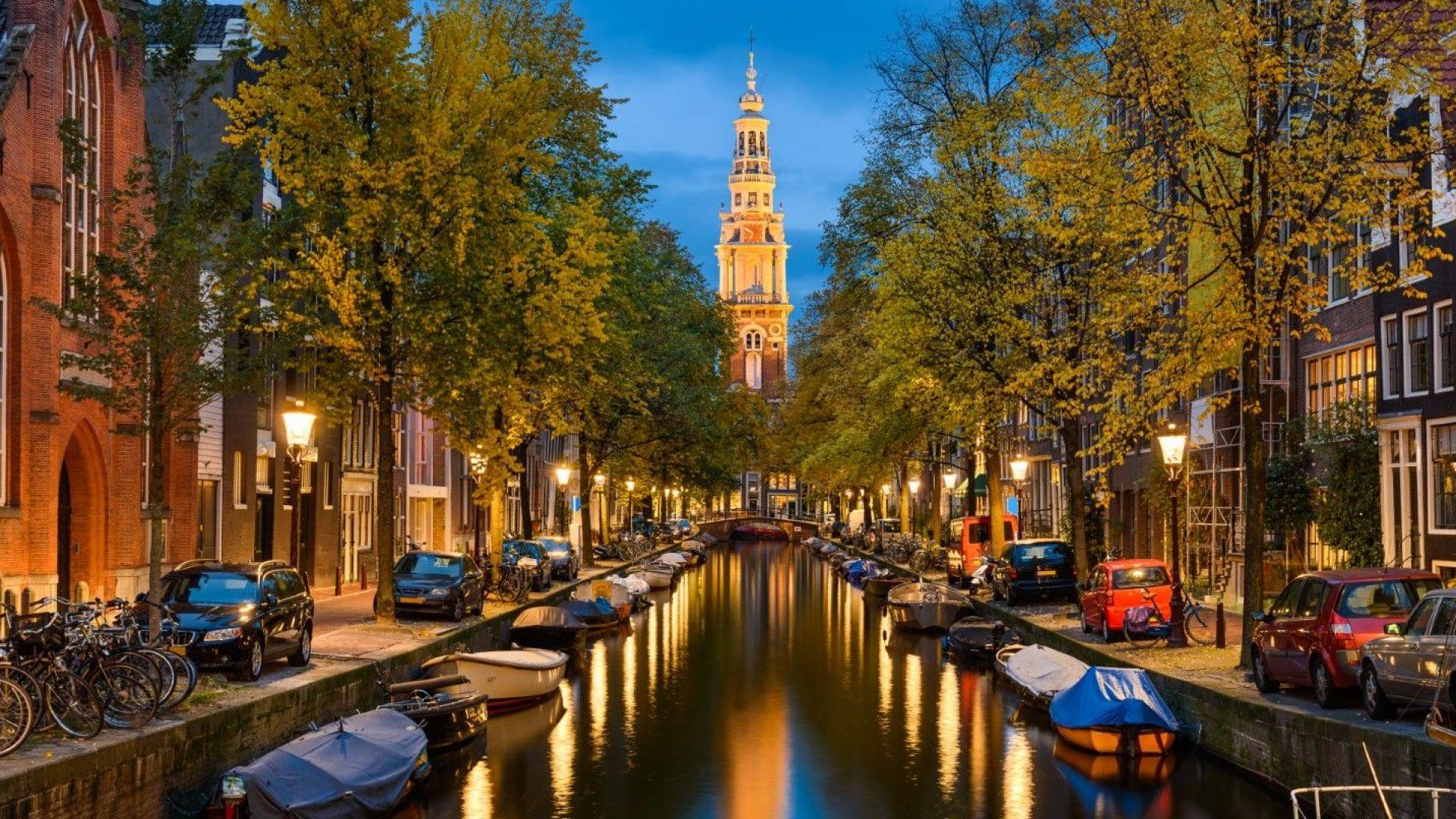 Големият печеливш от Брекзит е...Амстердам