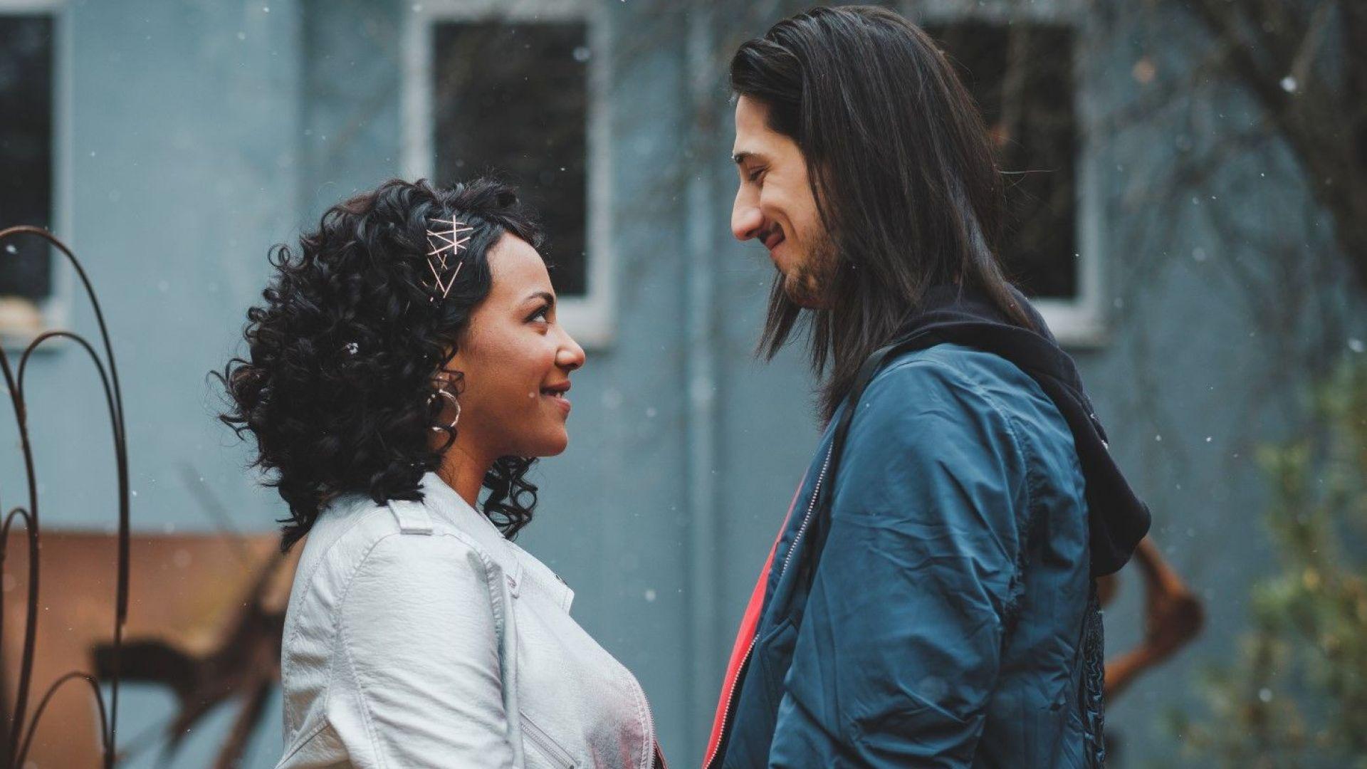 Прея и Евден - любов ва банк