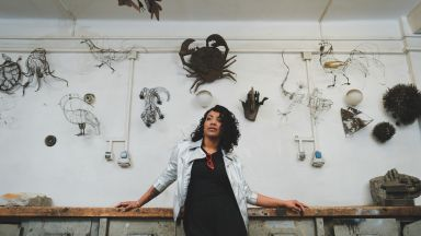 #5dayschallenge:  Прея в оранжерията и музика с части на тялото