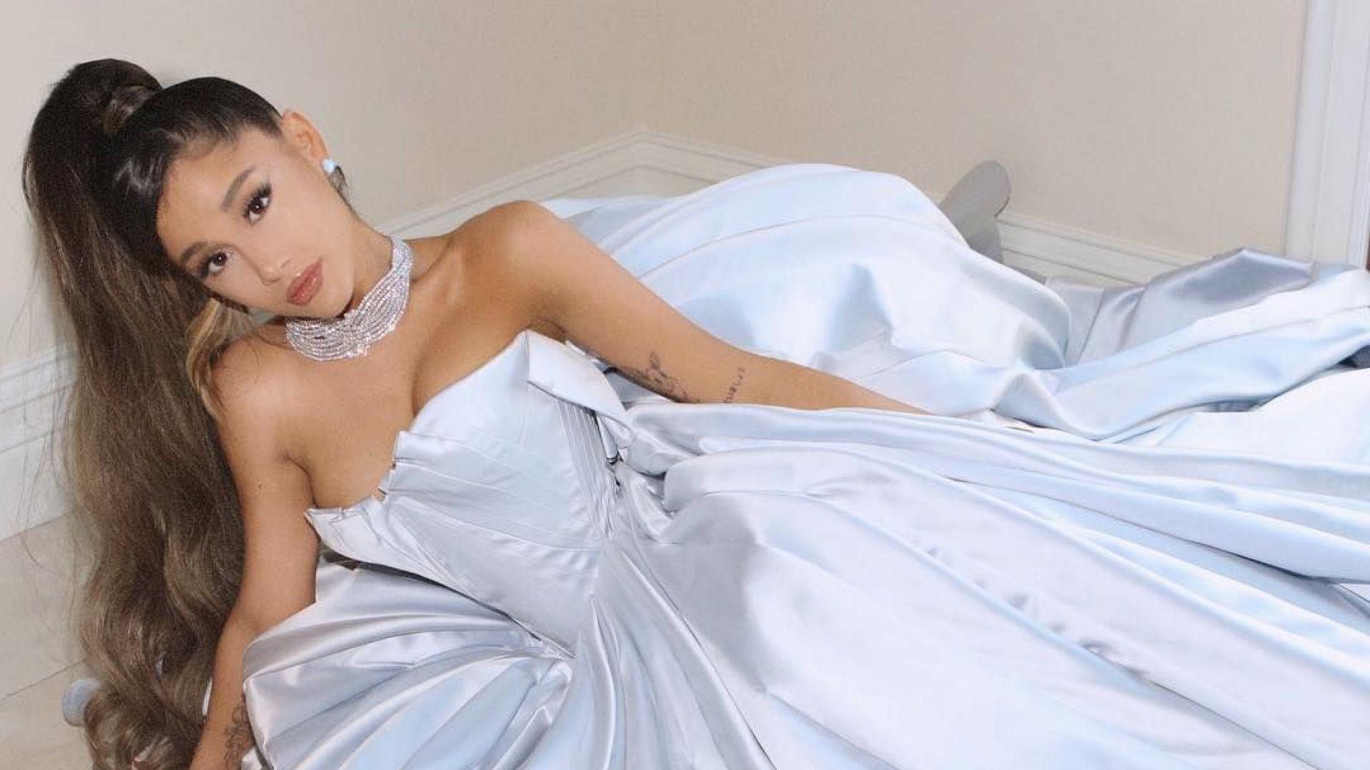 Ариана Гранде се сгоди