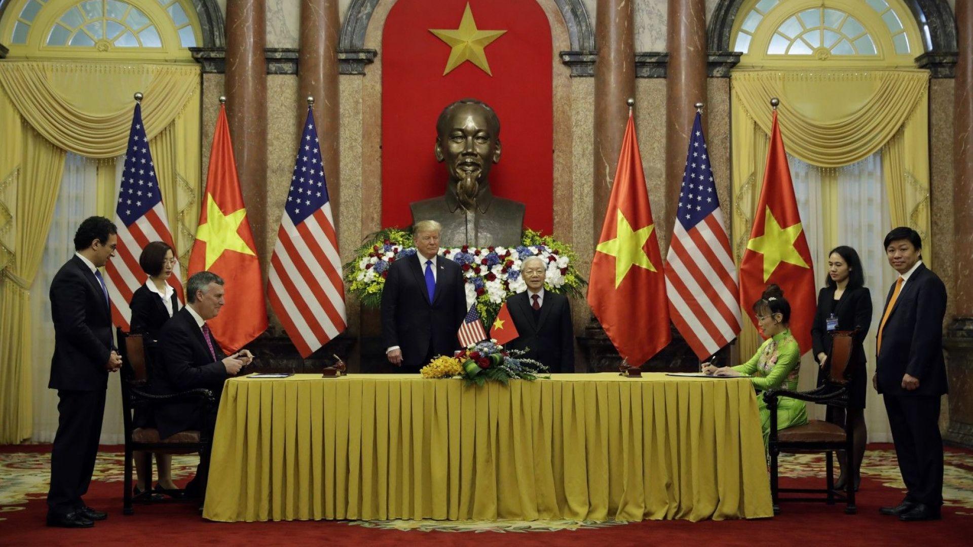 Частна виетнамска авиокомпания купува 100 боинга