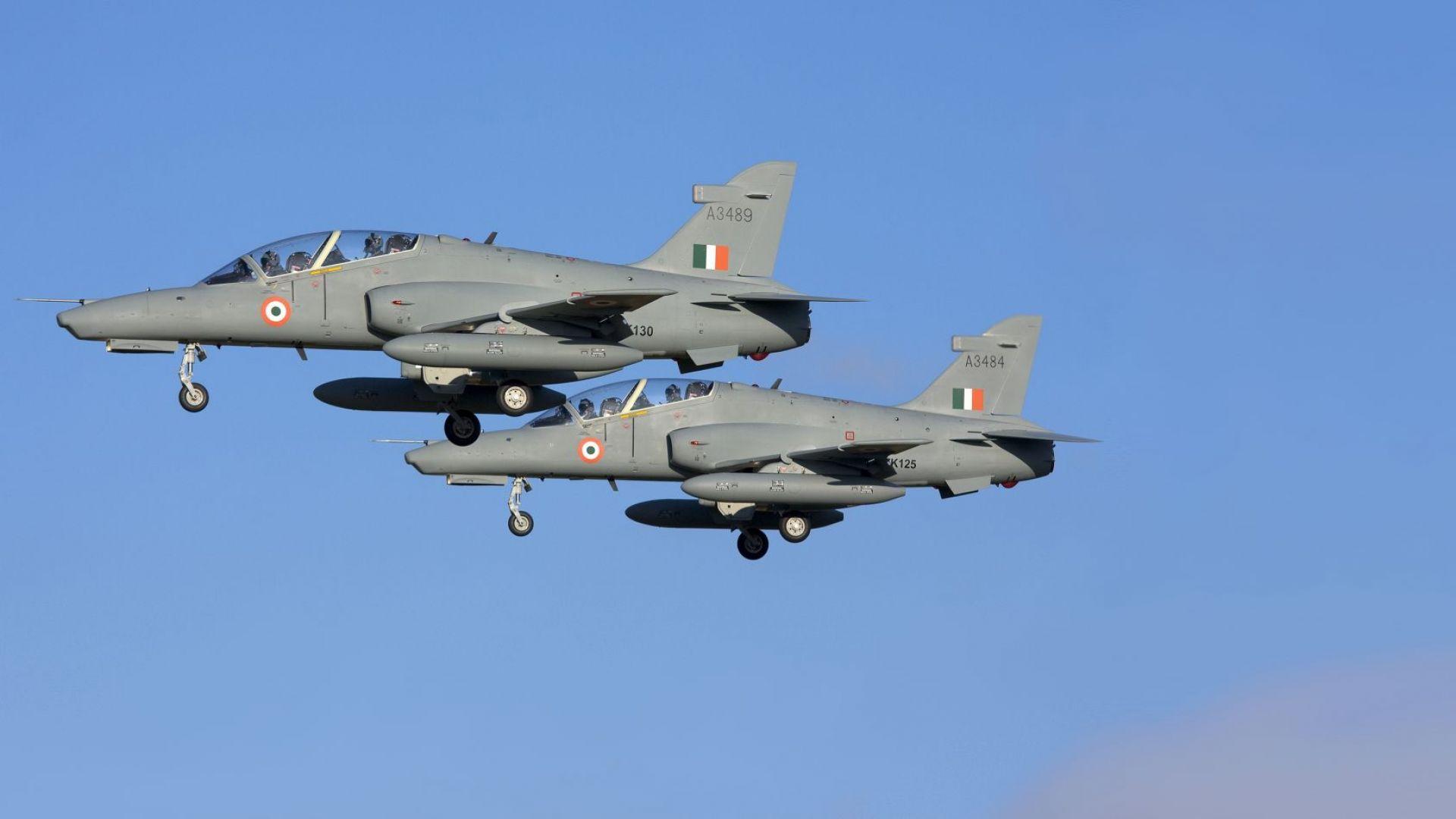 Пакистан заяви, че е свалил два индийски самолета