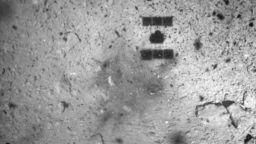 Японска сонда отново кацна върху астероид и взе проби от него