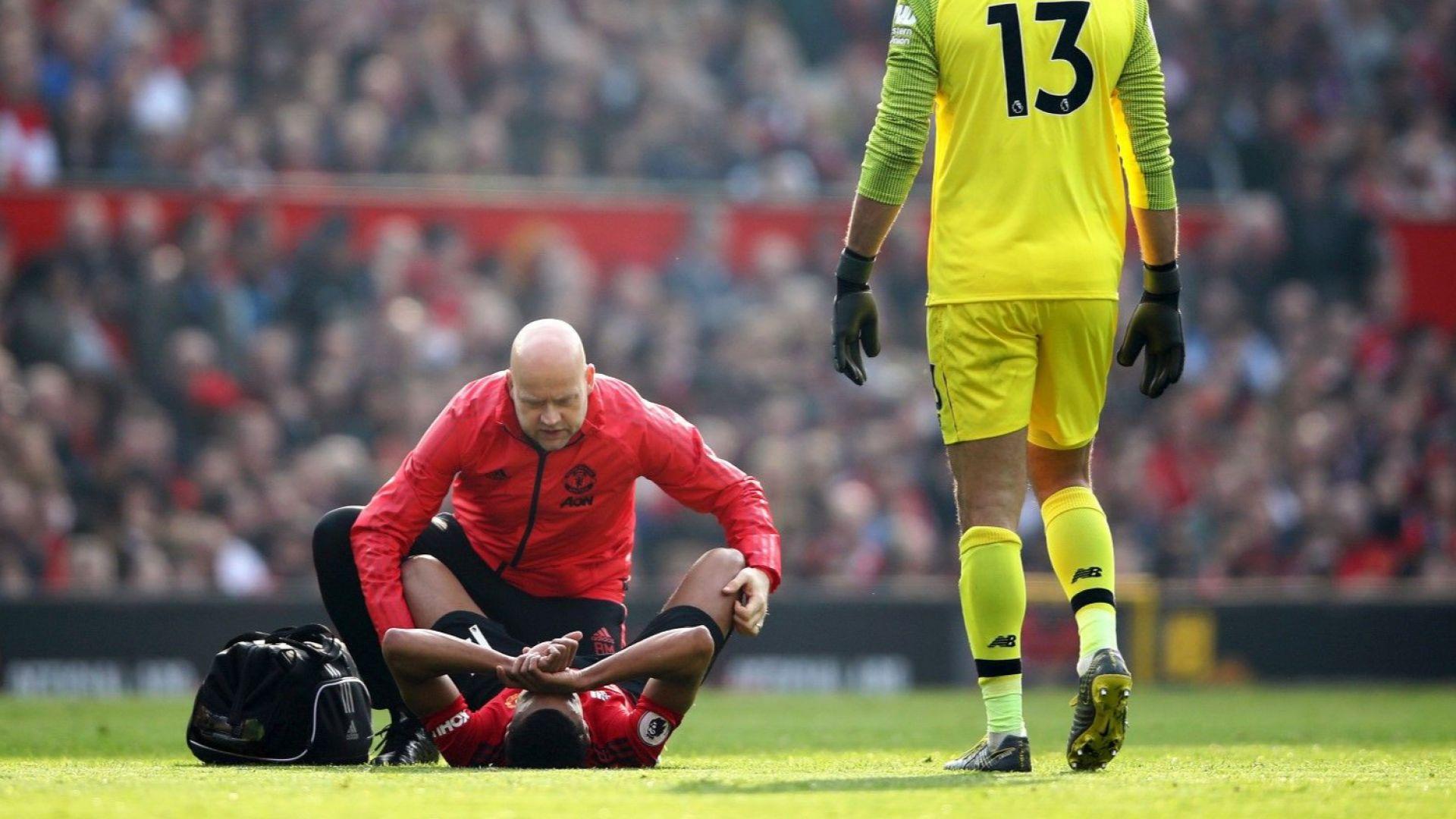 Разкриха причината за кризата с контузии в Юнайтед