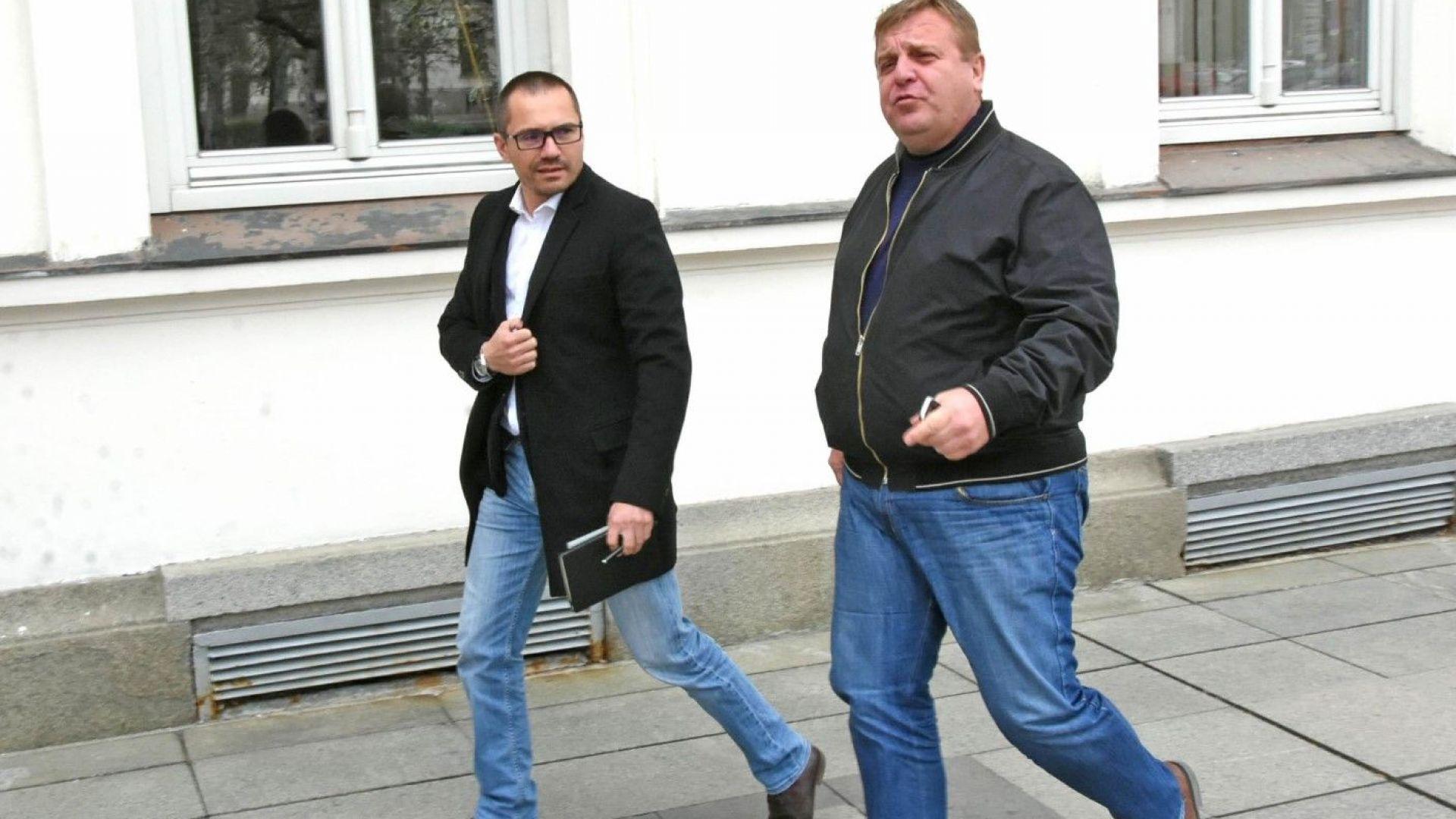 ВМРО започва подготовка за самостоятелно участие на евроизборите