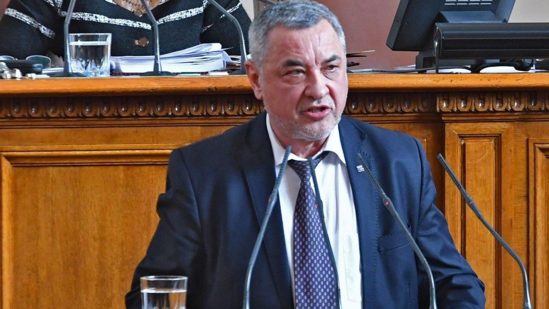 НФСБ цели да дисциплинира депутатите с предложените санкции за неявяване на работа