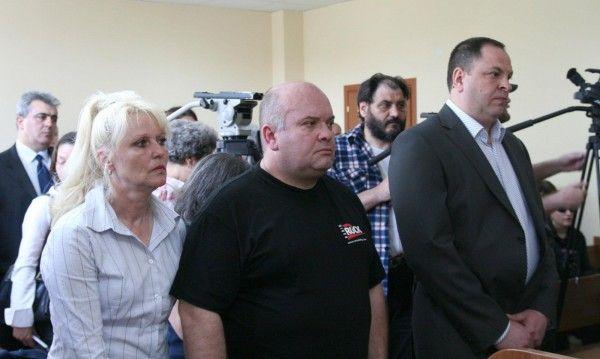 Иванка Костадинова, Георги Георгиев и Георги Иванов
