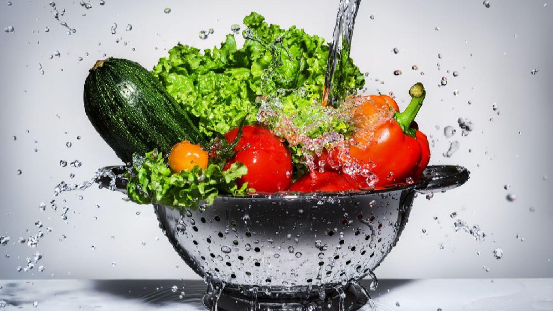 Запази витамините в плодвете и зеленчуците