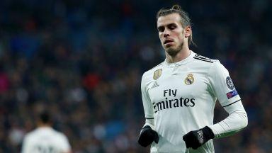 Отчуждаването на Гарет Бейл в Реал (Мадрид)