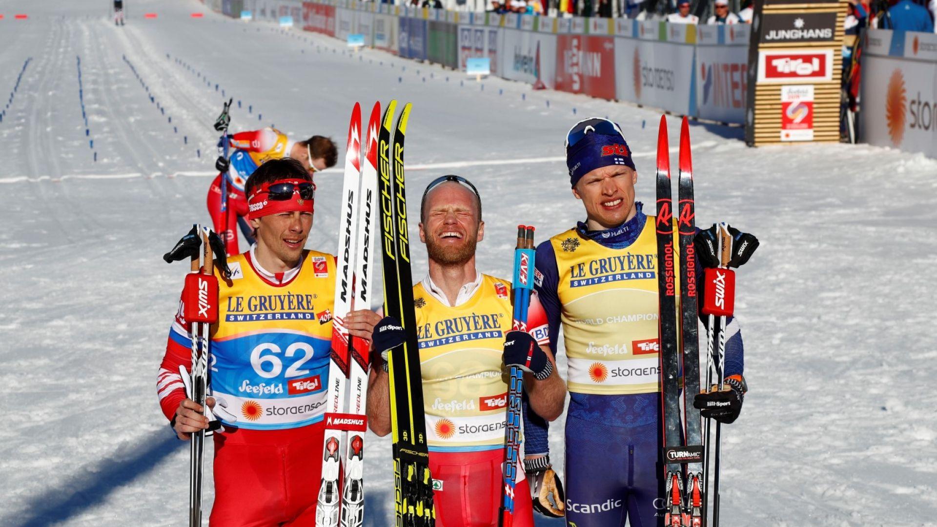 Българин завърши в топ 40 на световното по ски бягане