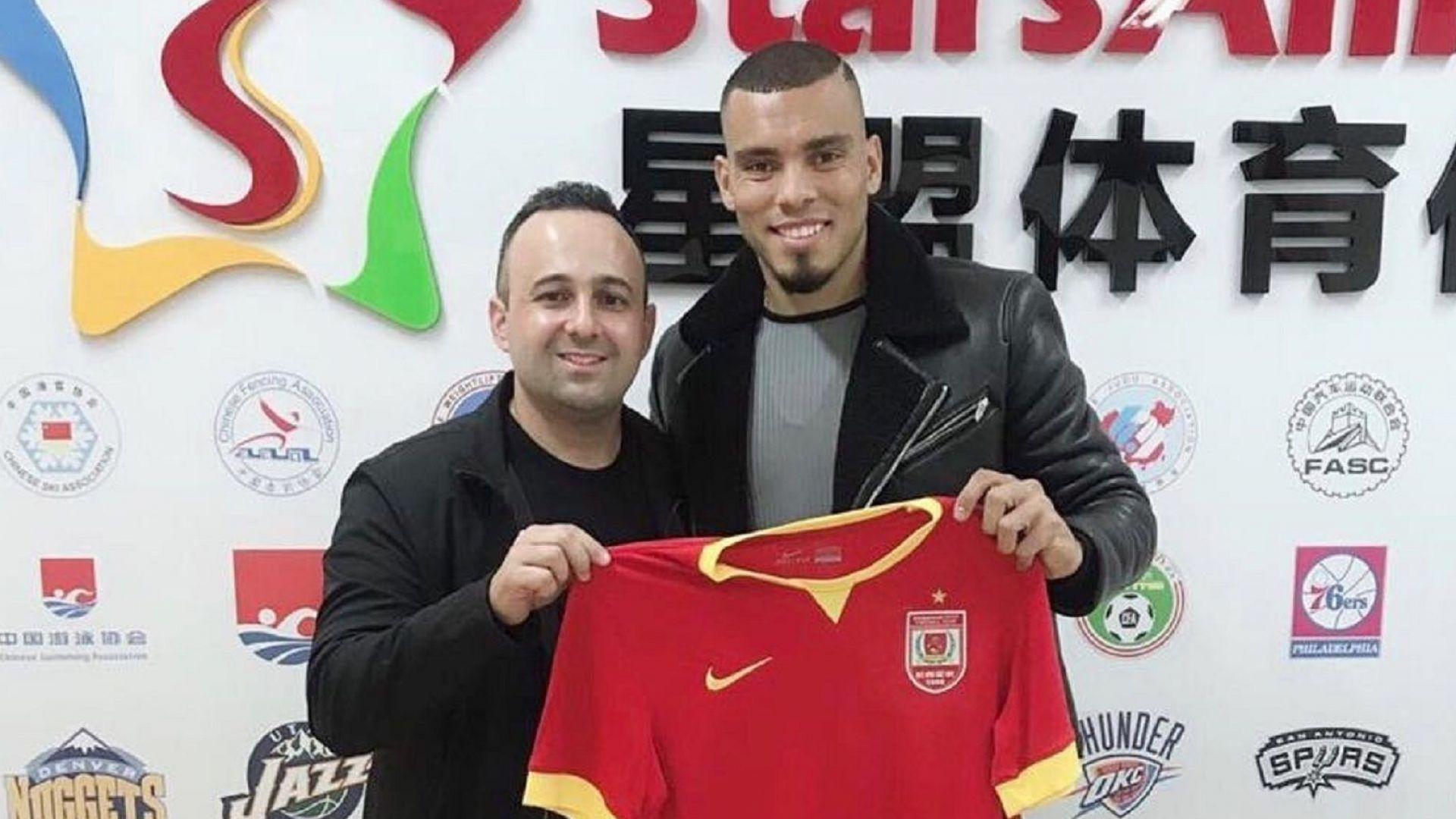 ЦСКА продаде голмайстора си в Китай