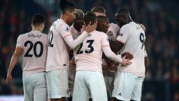 Осакатеният Юнайтед показа класа в трудно гостуване