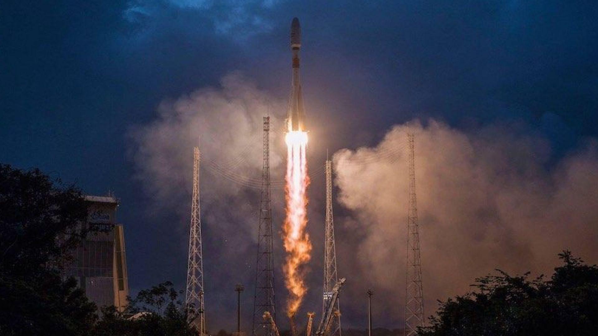 """""""Союз"""" изведе в орбита спътници за глобален интернет"""