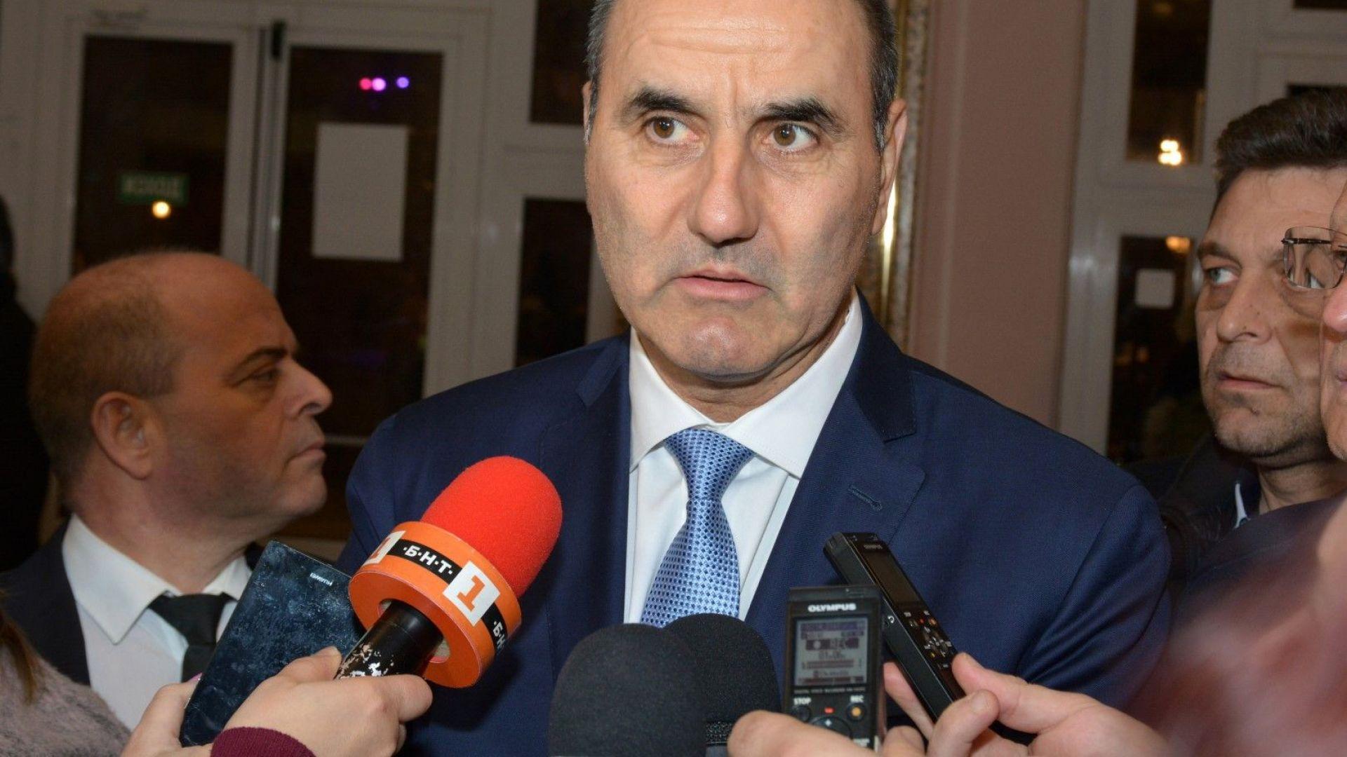 Цветанов се договори с Патриотите ветото на президента да не мине