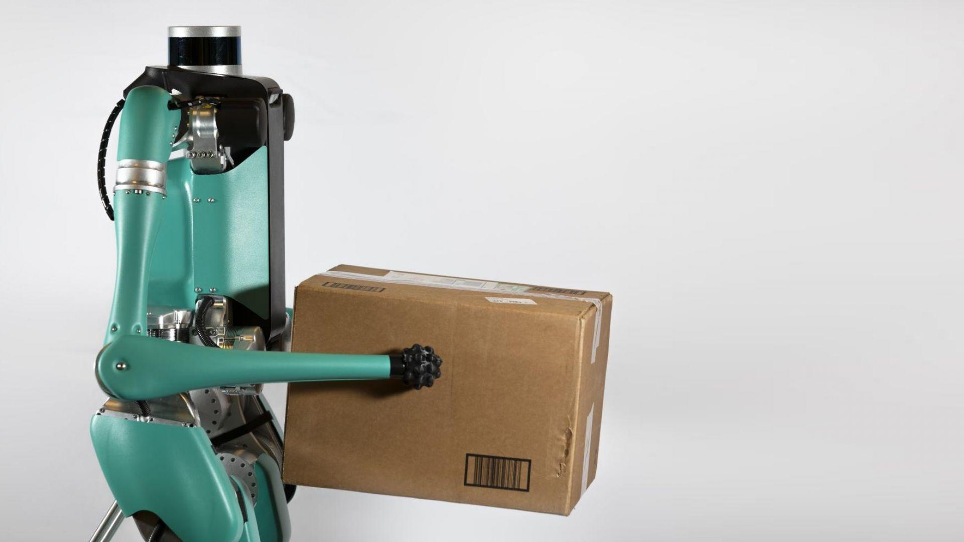 Революционен робот ще промени коренно света на доставките