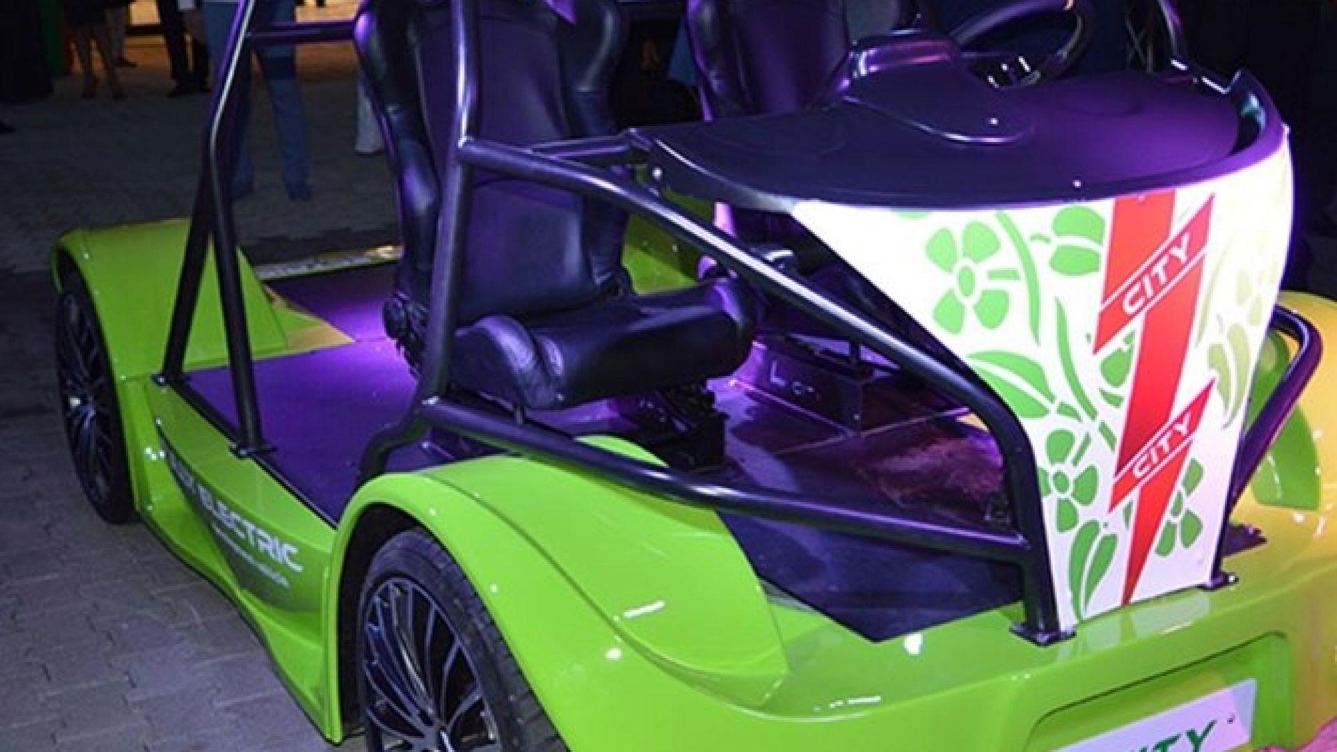 Бизнесмен от Русе стартира завод за електромобили