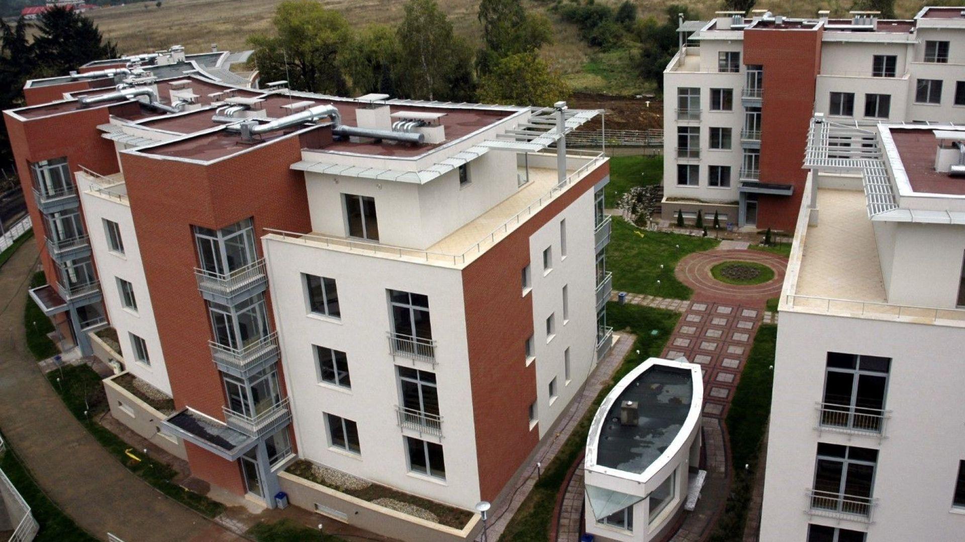 Рекорден брой имоти са продадени в София за година