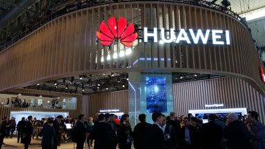 Huawei е все по-близо до първото място в EMEA