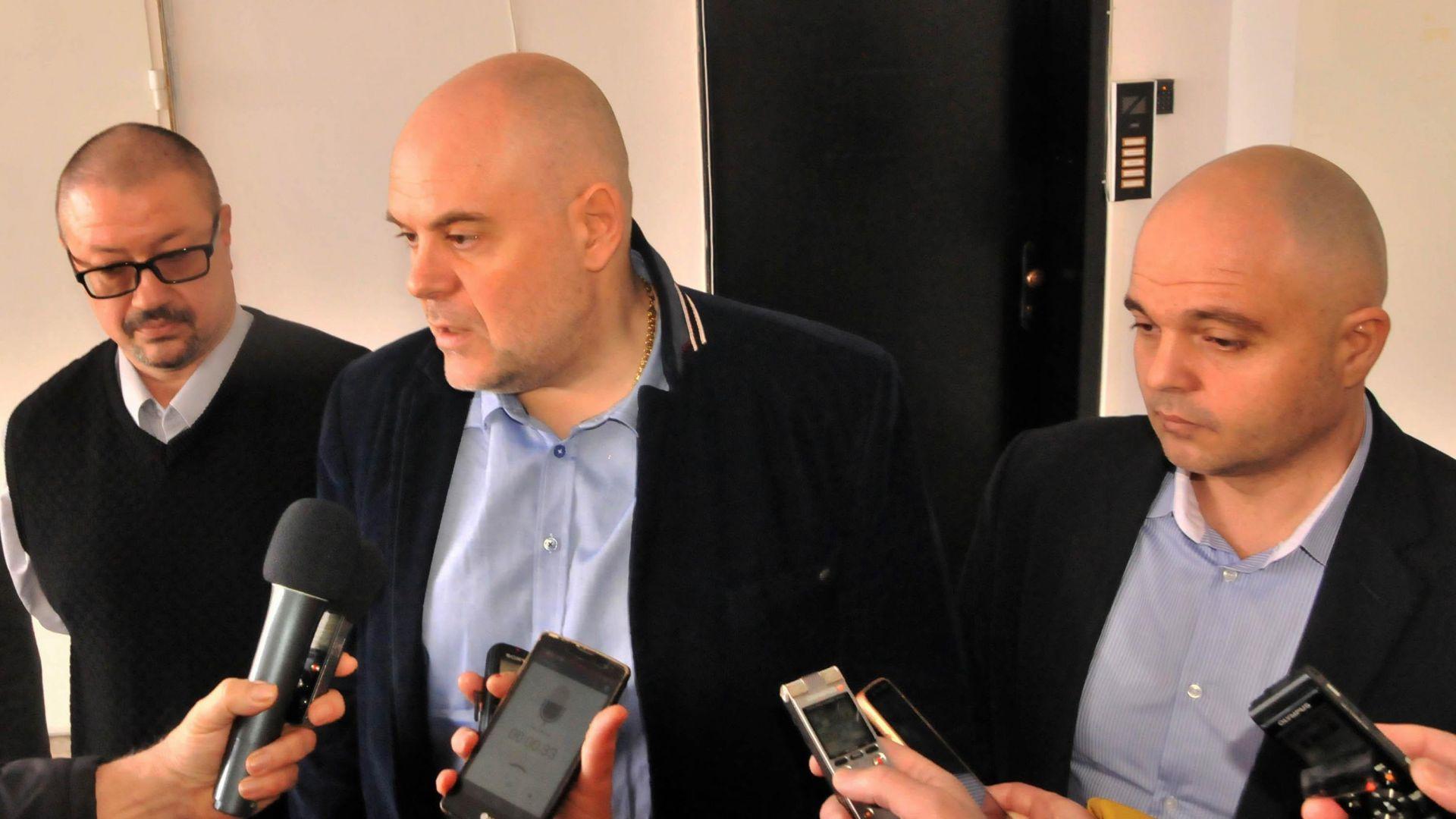 Гешев: Пловдивският зам.-кмет Ралев е наблюдаван от пет месеца, използвани са СРС-та