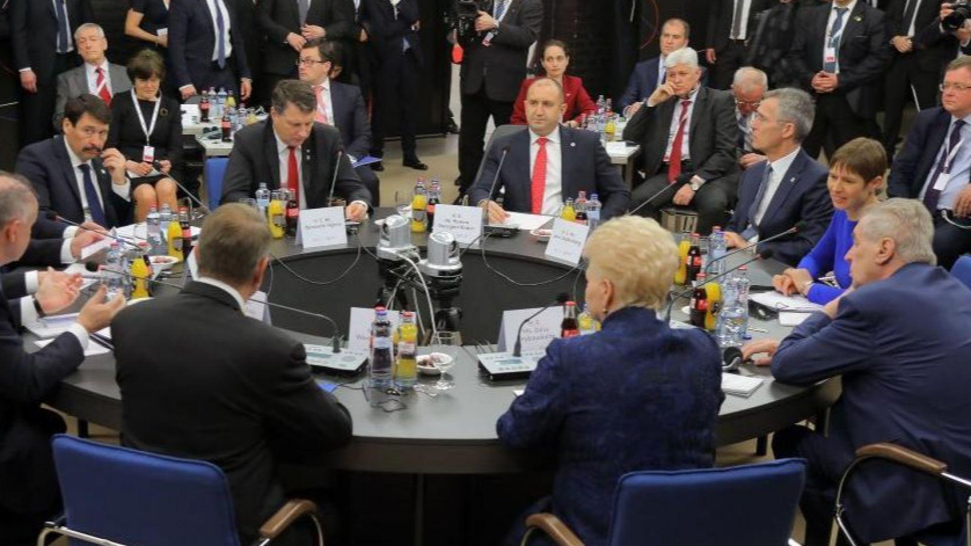 9-те от източния фланг на НАТО: Изправени сме пред най-тежките заплахи от цяло поколение