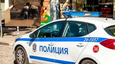 Вижте как задържат заподозрения за убийството на таксиметровия шофьор