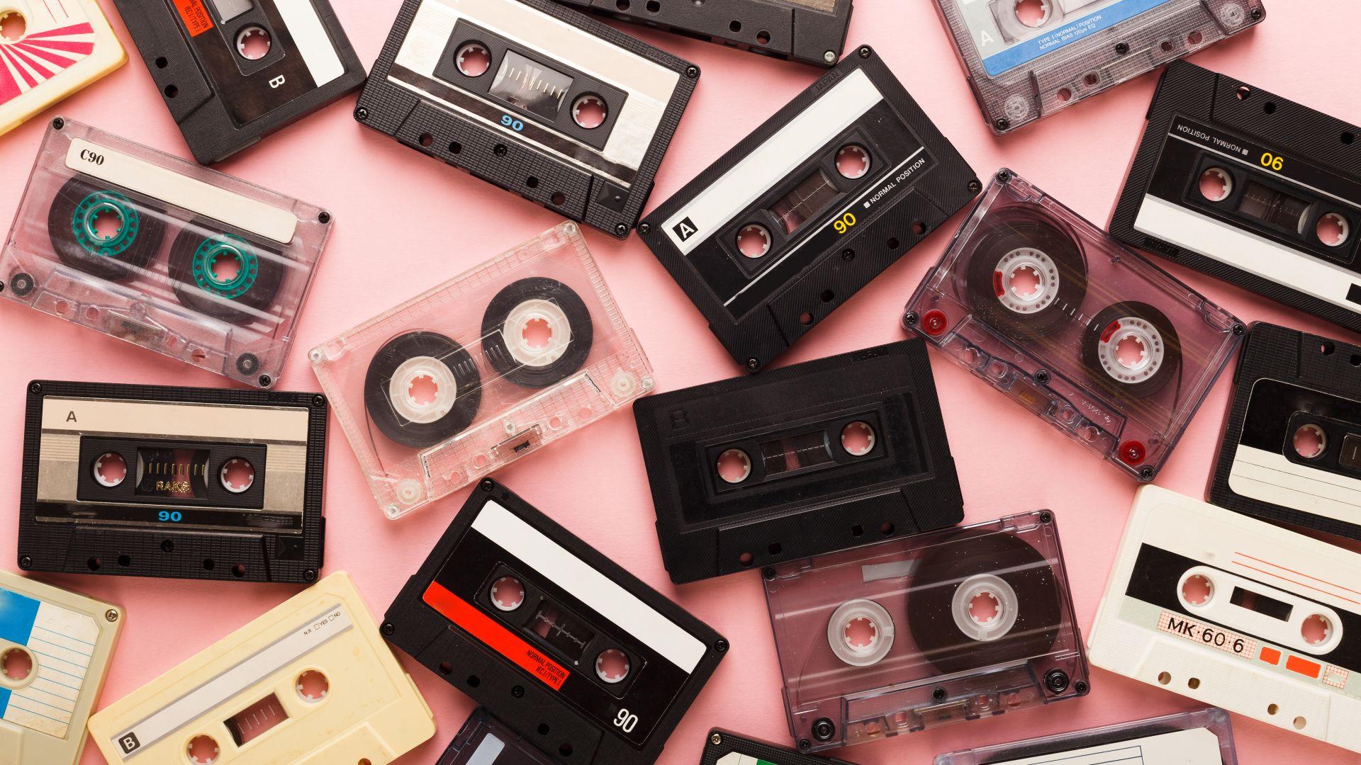 Бум в търсенето на... аудиокасети