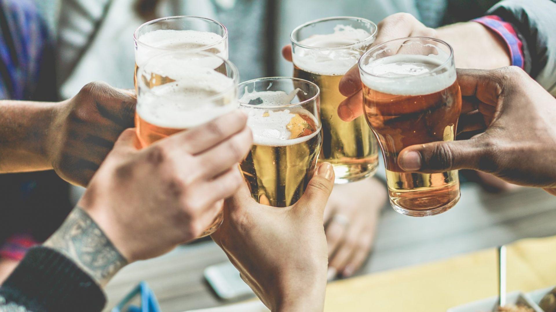 Германците намалиха пиенето на бира