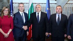 Борисов след срещата със Столтенберг: Търсим диалог с Русия, но с превес на НАТО