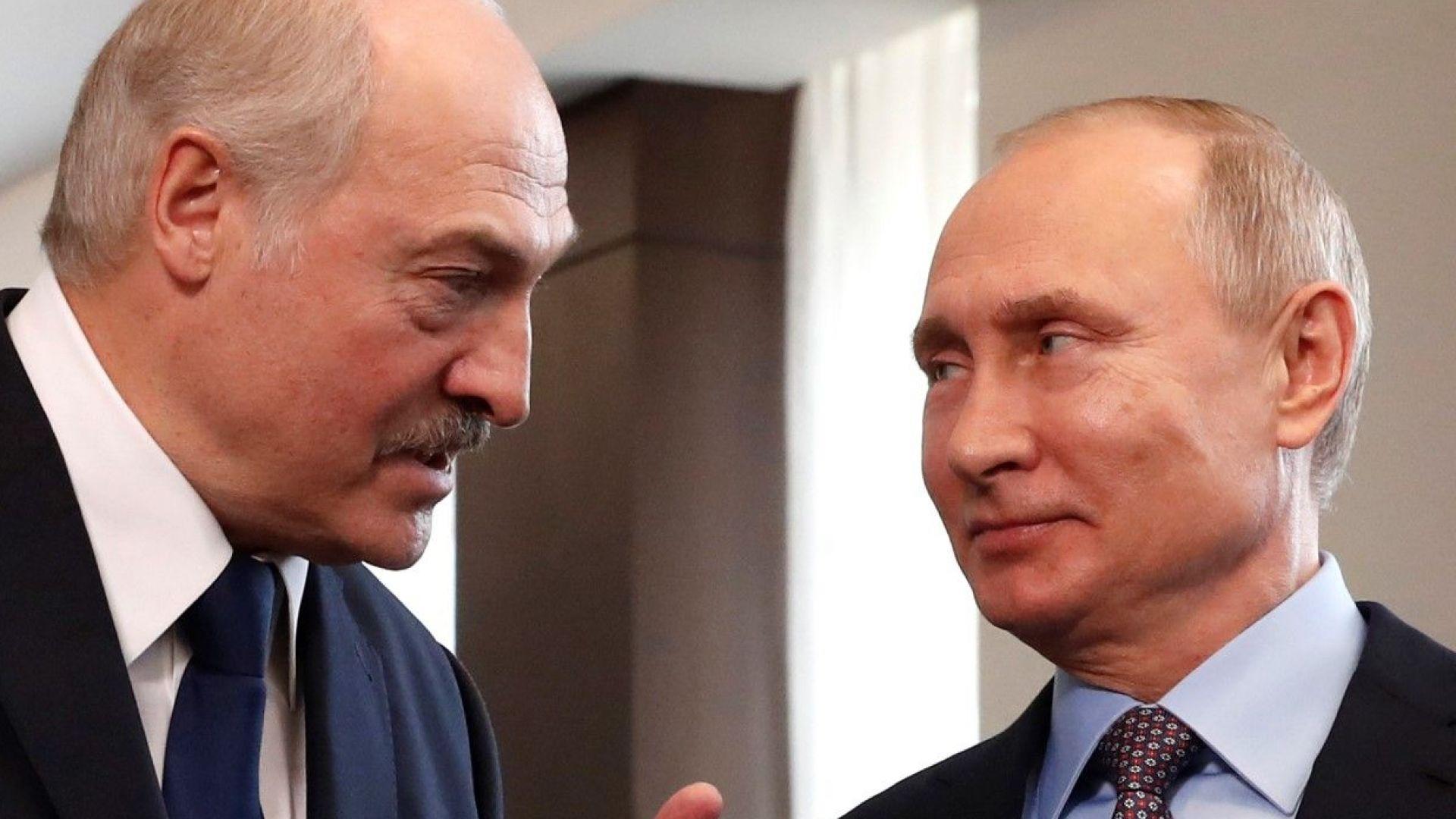 Русия и Беларус още не са се договорили за газа