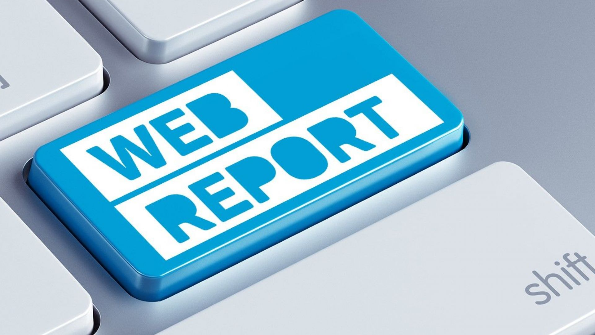 Web Report приема материали до 31 май