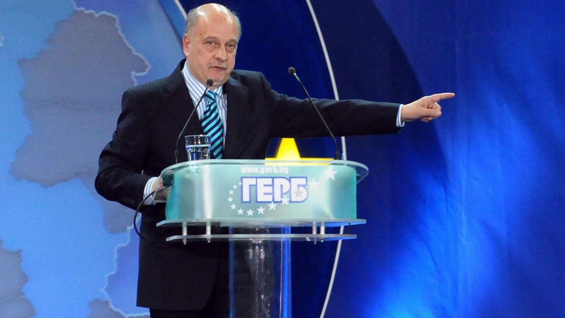 Депутатът от ГЕРБ Георги Марков посъветва днес премиера Бойко Борисов