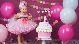 Fab Mama: Магически първи рожден ден с нисък бюджет