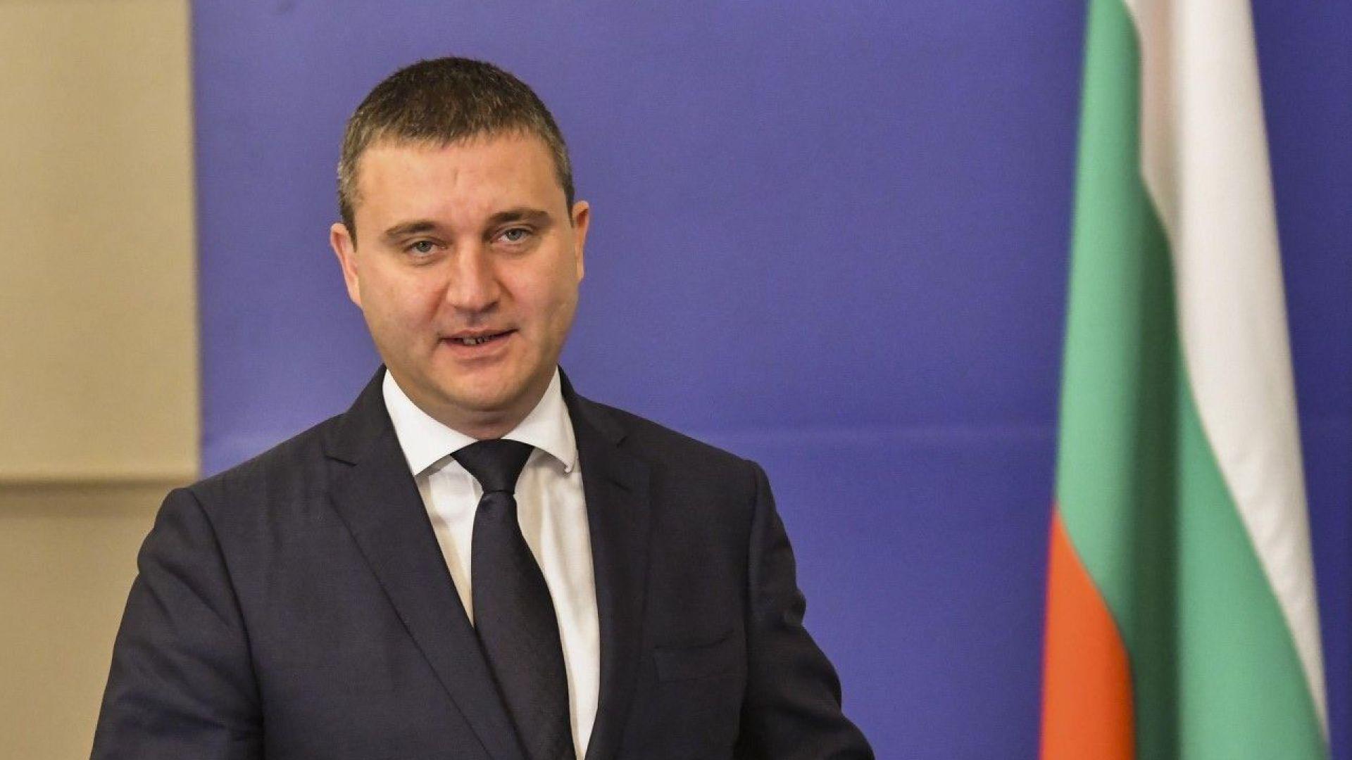 Горанов: Почти 500 млн. лева се губят на година от некоректно отчитане на обороти