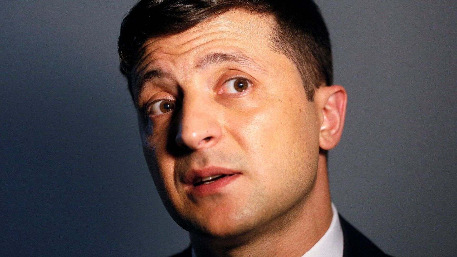Водещият в анкетите кандидат-президент на Украйна иска преговори с Москва